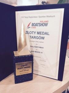 nagroda Boat Show maxus 26